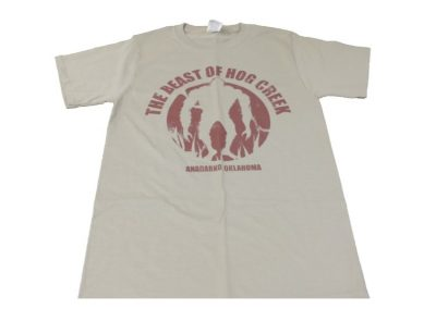 Adult Beast of Hog Creek T-Shirt