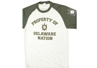 Adult Property of DN Baseball Shirt