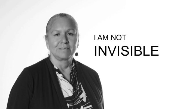 "National VA Women' Veterans Outreach Campaign ""I am Not Invisible"" Photo Shoot"
