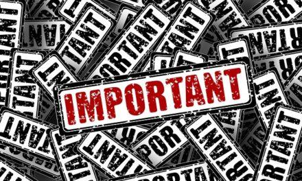 BIA Anadarko Agency Important Message