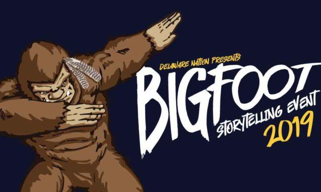 Bigfoot Storytelling Event 2019