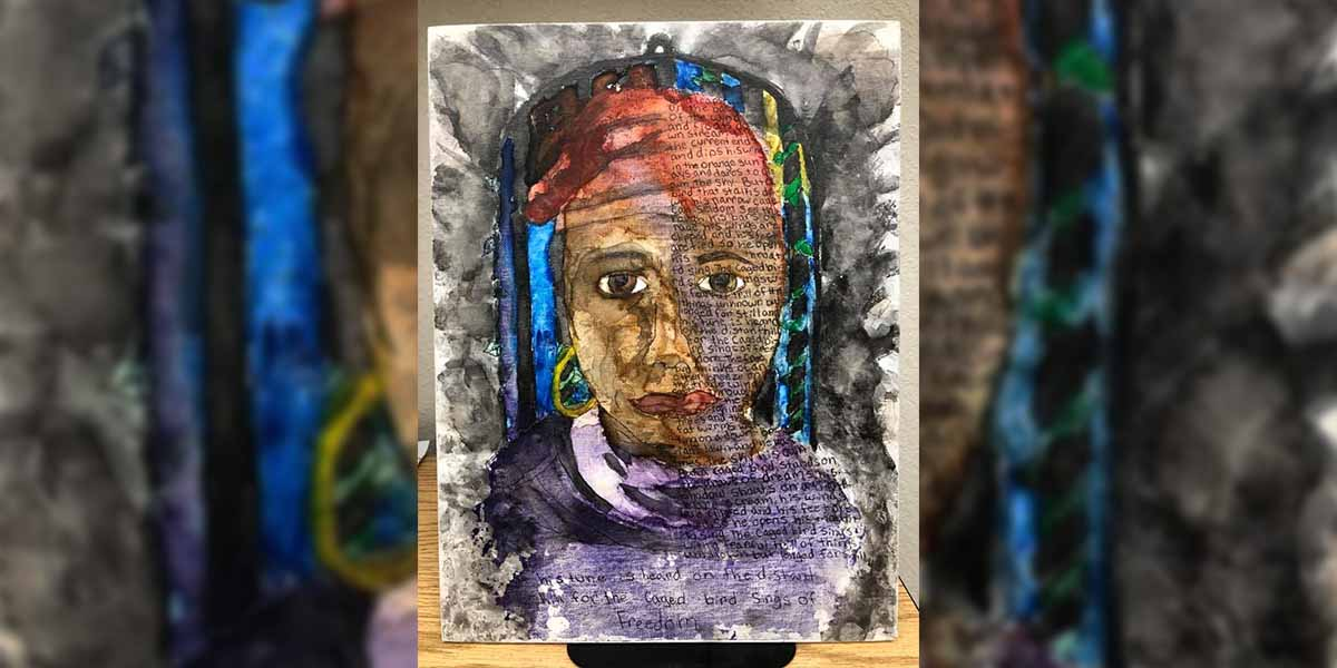 Delaware High School Student Wins National Congressional Arts Competition