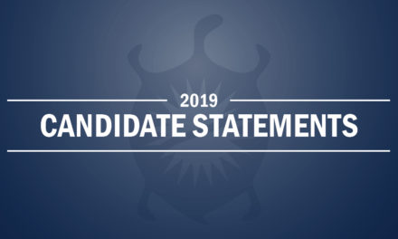 Delaware Nation Treasurer Candidate Statements 2019