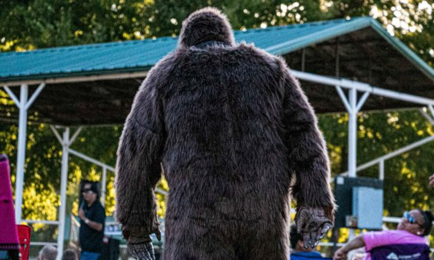 Bigfoot Storytelling Event Joining Local Communities In Anadarko
