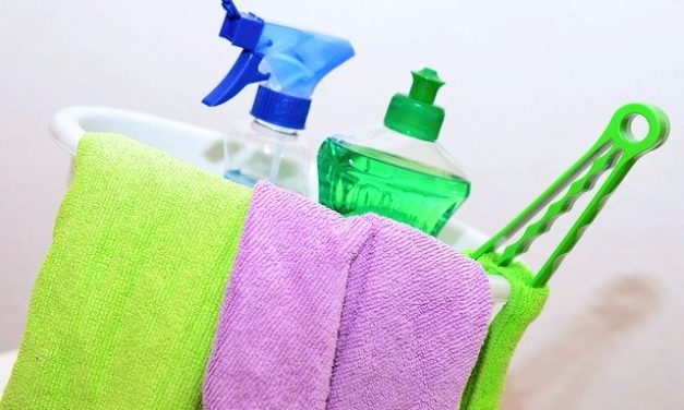 Healthy Weight Week: Cleaning The House