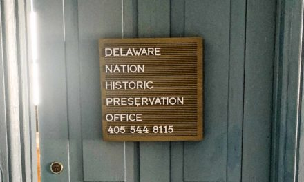 Delaware Nation Opens New Historic Preservation Office