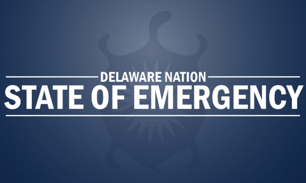 Delaware Nation Executive Committee Declares State Of Emergency