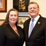 President Meets With U.S. Representatives in Washington DC To Discuss Tribal Gaming Compact Issues