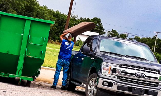 Roll-Off Events Are Available To Help Get Rid of Waste Responsibly