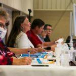 Social Distancing General Council Meeting Report