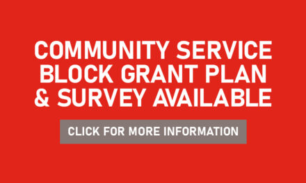 Community Service Block Grant Plan & Survey Are Available