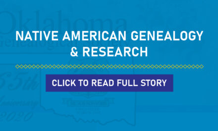Native American Genealogy & Research