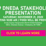 2019 DNEDA Stakeholders Presentation