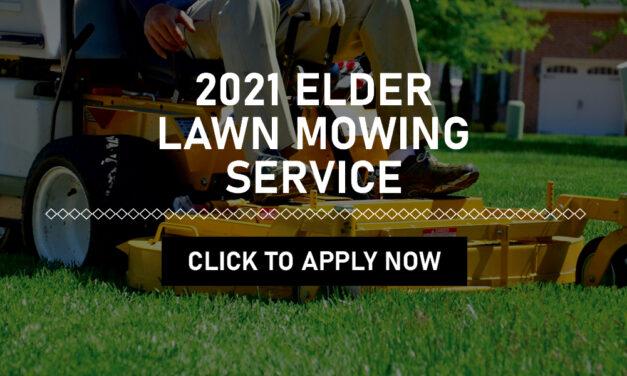 2021 Elder Lawn Mowing Service