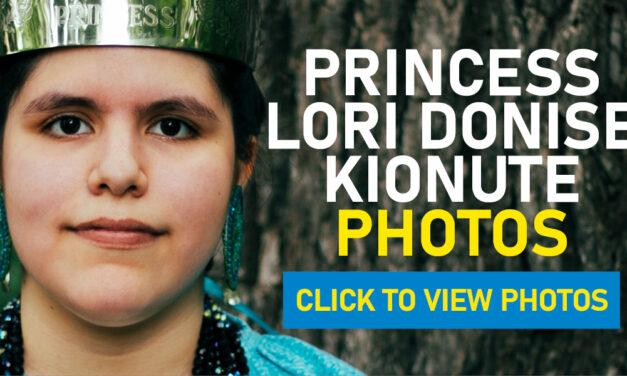 2020-2021 Princess Lori Donise Kionute Photos