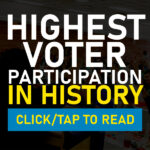Unofficial Tally of June 19, 2021 Election Reveals Highest Voter Participation In Delaware Nation History