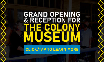 Sovereignty Symposium Hosts Art Exhibition Grand Opening & Reception For The Colony Museum